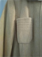 Youthcraft coat with fur