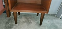 Vintage Mid Century Modern Style Bed Side Table