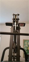 Pacific Fitness triple excersize machine