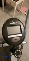Stamina 955 electric exercise air bike
