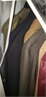 Estate lot of mens clothing