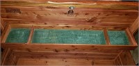Lane Cedar chest made in VA.