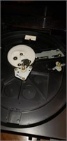 Sony turntable, sony cassette player, RCA,