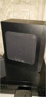 Sony surround sound system with RCA speakers