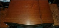 Vintage Singer Sewing Machine Table