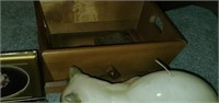 Estate Lot of Misc Household Decorative Items