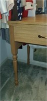 Vintage Sewing Machine Table NO SEWING MACHINE
