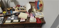 Estate lot of sewing supplies and more