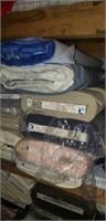 Estate lot of beautiful fabric