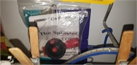 Estate lot of sewing supplies, thread, etc
