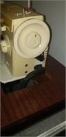 Beautiful vintage singer sewing machine