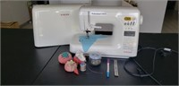 Singer Professional DSX II Embroidery mach