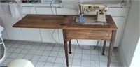 Singer sewing machine from the 70's