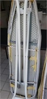 Lot of 2 ironing boards