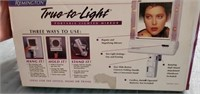 Brand New Remington True To Light Travel Mirror