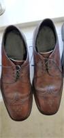 Estate Lot of 8 Leather & Suede Men's Dress Shoes