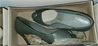 Estate Lot of 10 Women's Dress Shoes Size 8 - 8.5