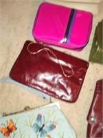 Estate lot of purses