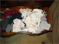 Estate lot of men's and women's socks