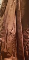 Mens Medium Silverleaf leather jacket
