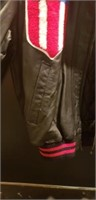 Mens medium alamos leather jacket