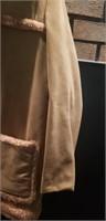 Beautiful unknown size fur coat