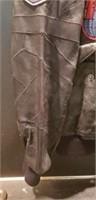 Mens size 44 alamos leather jacket