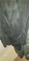 Estate lot of nice dress jackets and ties.