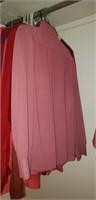Estate lot of beautiful dress clothes