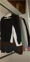 Estate lot of beautiful womens clothing