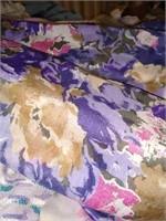 3 Bags FULL of estate scrap misc fabric