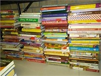 Estate lot of books