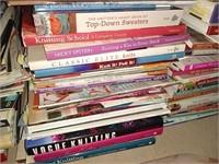 Estate lot of books