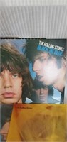 Lot of 15 Rolling Stones Records