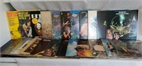 Lot of 23 Bee Gee's & Three Dog Night Records