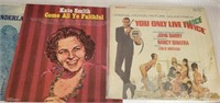 Lot of 36 James Bond 007, Jazz, Christmas Records