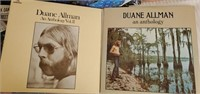 Huge lot of estate records-allman bros & more