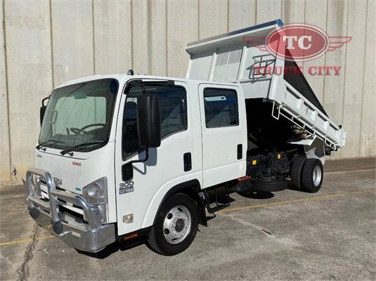 2012 Isuzu NPR 300 Dual Cab Truck City  - Trucks for Sale