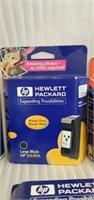 Estate Lot of HP Inkjet Print Cartridges in Box