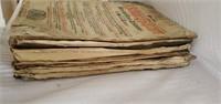 Antique German Bible