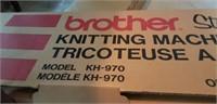 Brother knitting machine
