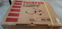 Brother G-carriage KG-96