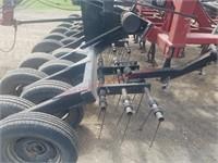 96 Concord Model 3310 Air Seeder w/2300 Grain Cart