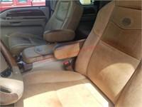 2004 Ford F250 4x4 Crew Cab King Ranch Super Duty