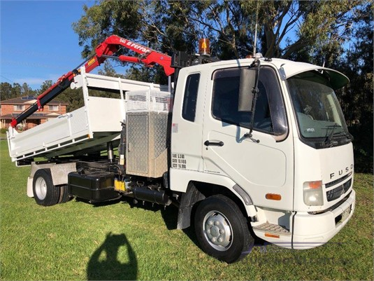 2010 Fuso Fighter 6 Hills Truck Sales - Trucks for Sale