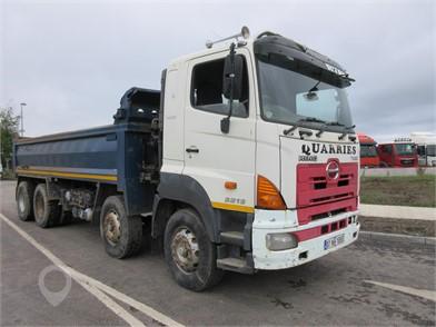 2007 HINO 700 3213 at TruckLocator.ie