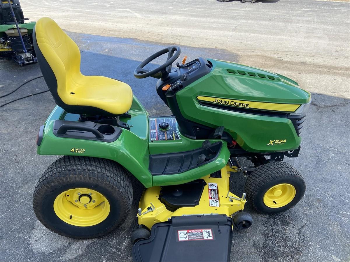 [SCHEMATICS_4UK]  2015 JOHN DEERE X534 For Sale In Joplin, Missouri | TractorHouse.com | John Deere X534 Engine Schematics |  | TractorHouse.com