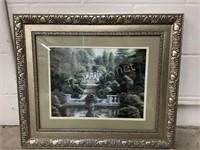Old Westbury Garden Picture Frame
