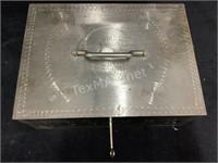 Locking Metal Box