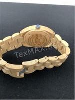 Earth Wooden Watch